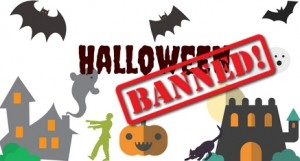 halloween banned