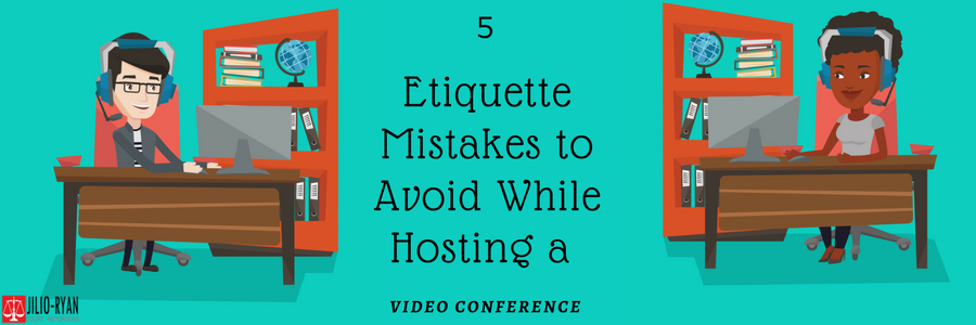 Mistakes to Avoid While Hosting a Video Conference