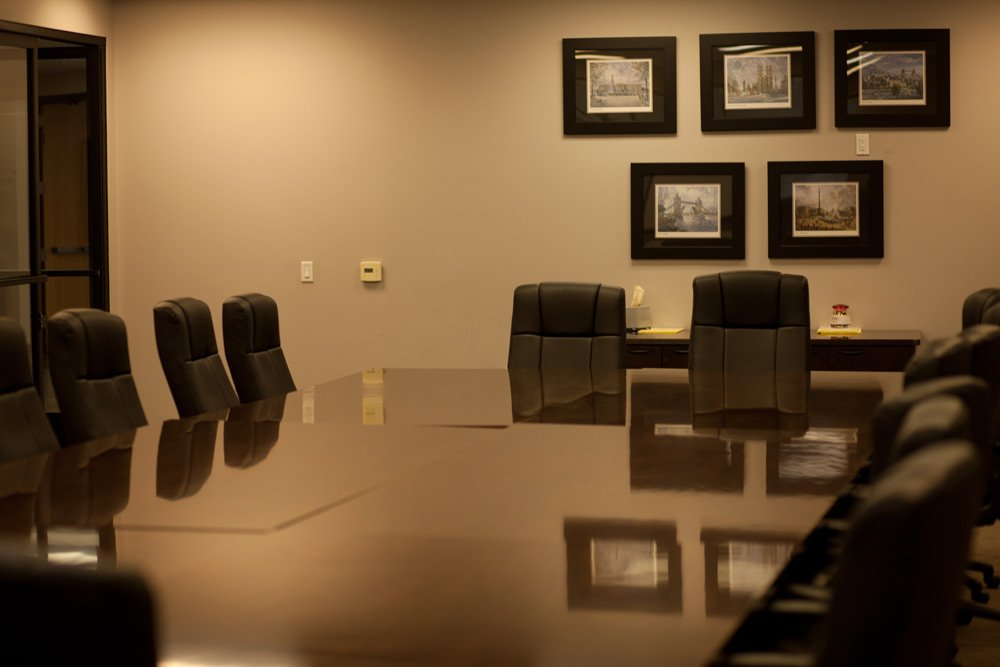 Jilio Ryan's Conference Rooms