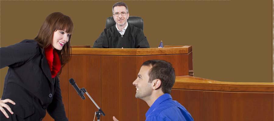 Legal Deposition