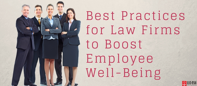Best practices to boost employee well being