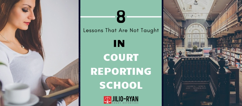 Court Reporting School