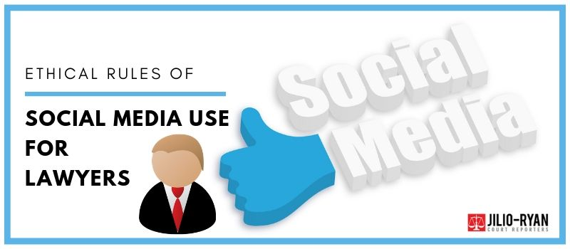 social media ethics for lawyers