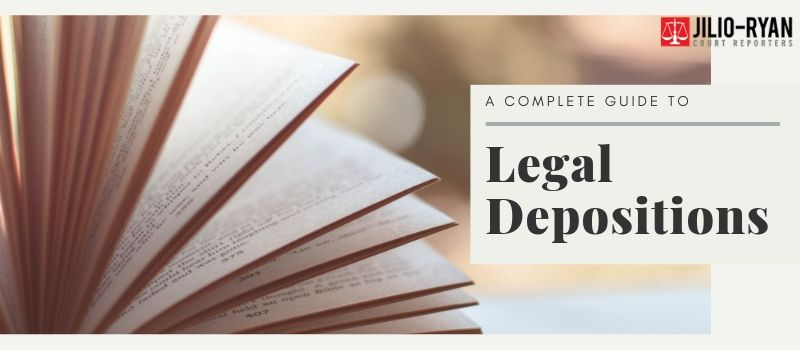 complete guide to legal depositions