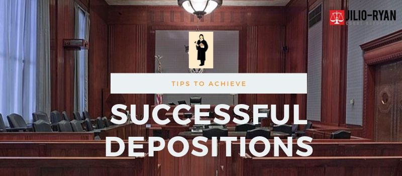 how to win a deposition